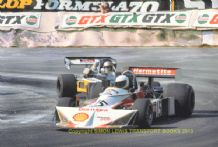 "March 752 GAA V6   Val Musetti  Shellsport 5000 June 1976 1977 7x5"" photo"